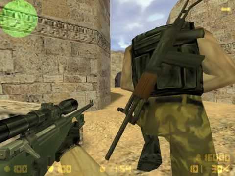BAN YEDİM ! Ölümsüzlük hilesi açtık :P - Counter Strike 1.6