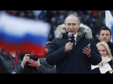 Δεν θα παρατείνει τη διαμονή του στο Κρεμλίνο ο Πούτιν