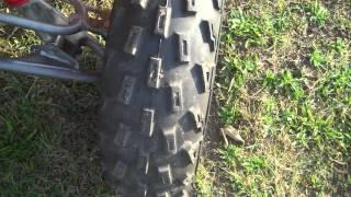 6. 03 Honda Sportrax 300EX
