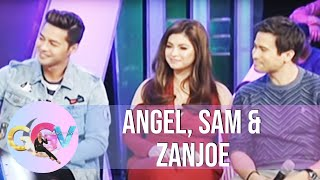 Video GGV: Did Angel, Sam, & Zanjoe ever beg for love? MP3, 3GP, MP4, WEBM, AVI, FLV Agustus 2018