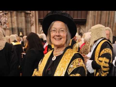 Uk Supreme Court Names Brenda Hale As First Female President