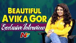 Beautiful Avika Gor Exclusive Interview On Raju Gari Gadhi Movie