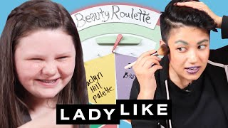 Morgan Shoots A Beauty Roulette Video: Part 3 • Ladylike