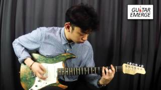 Trinity Rock and Pop Grade 5 - Kings Of Leon - Molly's Chamber (Electric Guitar Cover by Joshua)