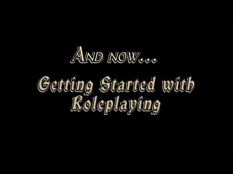 roleplaying - Spoony explains the best ways to get started playing RPGs!
