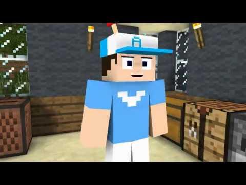 Parodi Dalang Pelo versi Minecraft ~Acil buka pas puasa ~