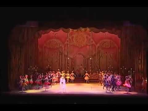 貞松・浜田バレエ団「くるみ割り人形」お菓子の国ヴァージョン