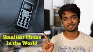 Note: this is an informational videoHello freinds in this video I am going to tell you about worlds smallest phone# Music CreditsSong: Jim Yosef - Link [NCS Release]Music provided by NoCopyrightSounds.Watch: https://youtu.be/9iHM6X6uUH8Download/Stream: http://ncs.io/LinkYO