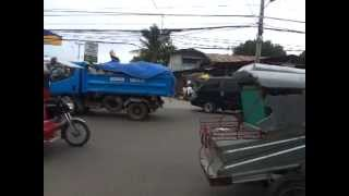 Lapu-Lapu City Philippines  city images : Basak-Iba, Lapu-Lapu City afternoon traffic