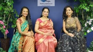 Sapna Krishnan and Niveda Baskaran talk to The Foundations TV