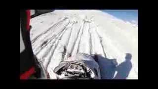 10. Yamaha Mountain Lite 500-Yamaha Phazer hill climbing