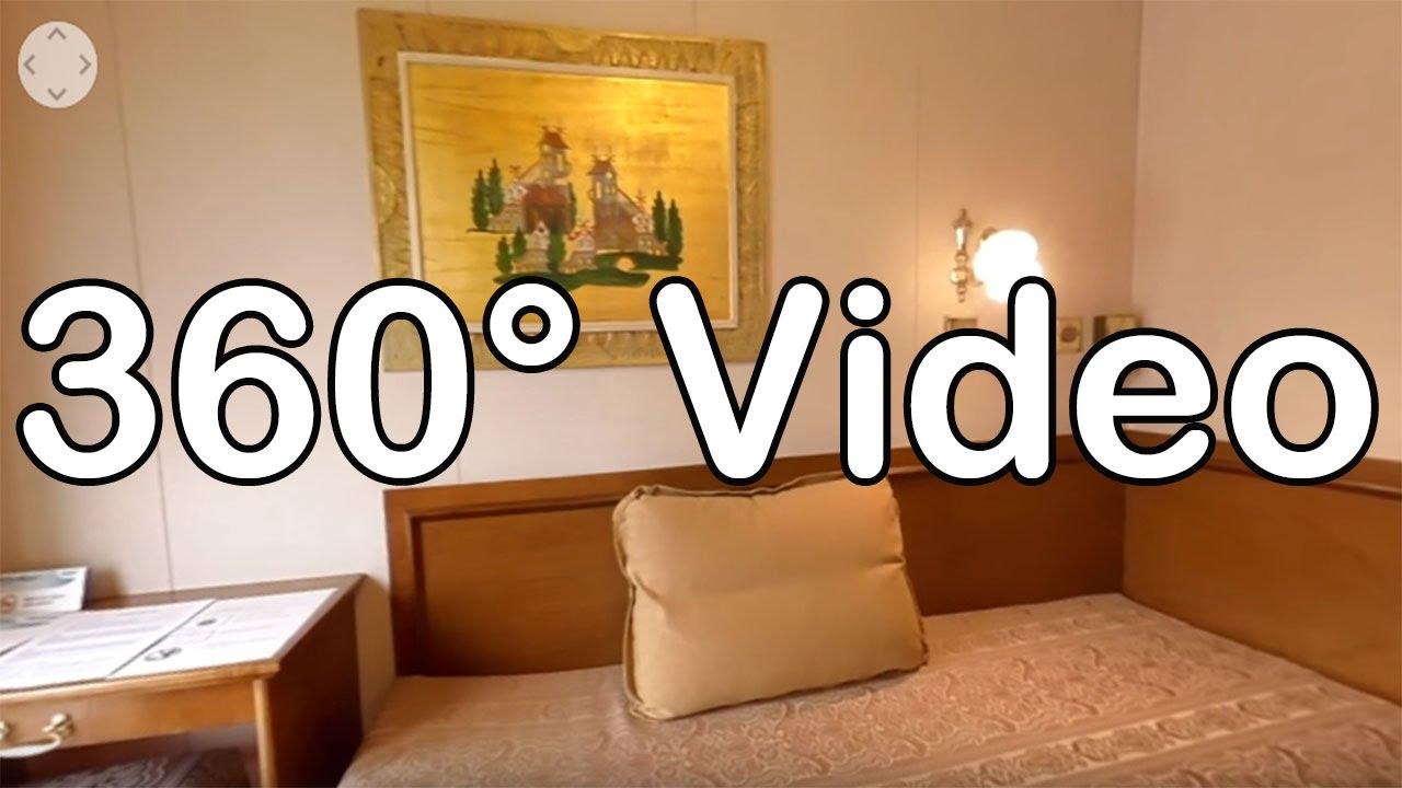 360 Grad Video: Kabine 101, Kat. G - MS Prinzessin Katharina