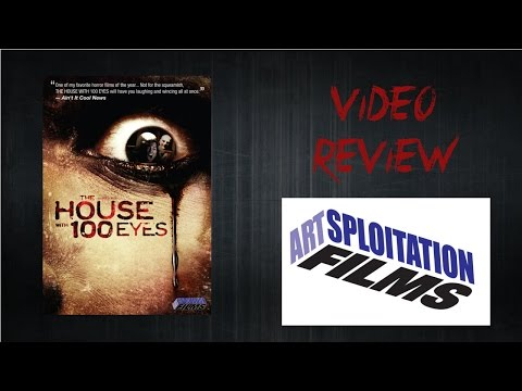 Review   House with 100 Eyes (2013)   Artsploitation