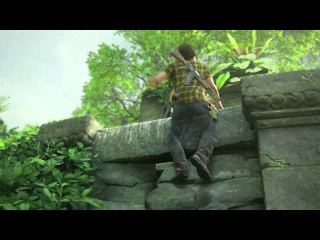 Uncharted 4 | Multiplayer Revealed I PS4