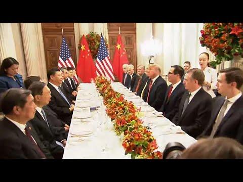 Κίνα-ΗΠΑ: Εμπορική ανακωχή για τρεις μήνες