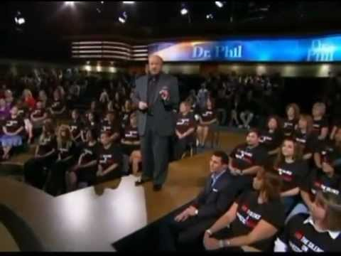 MakersFoundation - On the January 16, 2012 show focused on domestic violence, Dr. Phil aired this poignant 911 call at the beginning, followed by testimonials from guests who'v...