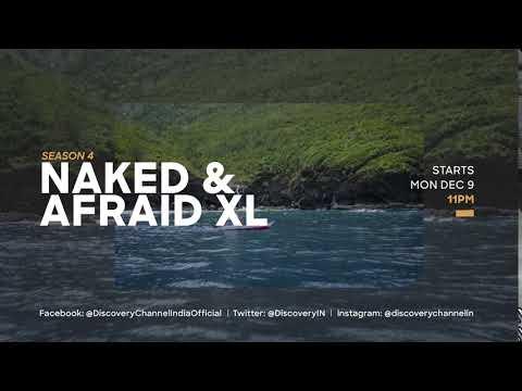 Naked And Afraid XL Season 4 | Promo | Monday - Wednesday 11 PM