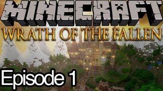 Wrath Of The Fallen Ep.1 - Battleships!