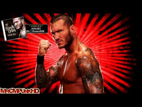 Randy Orton Theme Song For An Hour