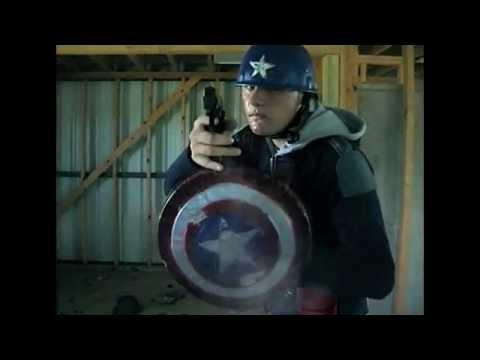 Captain America Begins Part 1 - Trailer & Tribute