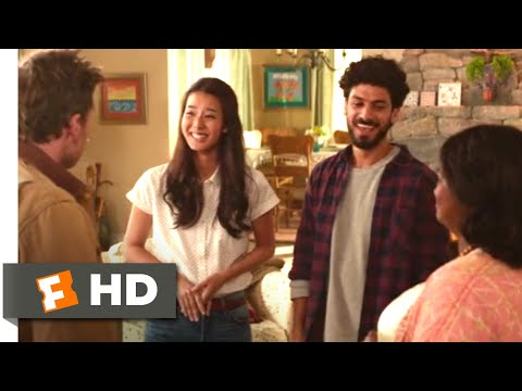 The Shack (2017) - Meeting the Trinity Scene (4/10) | Movieclips