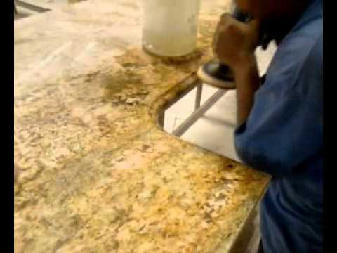 How to fabricate granite