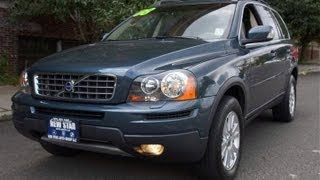 2008 Volvo XC90 3.2 AWD Review