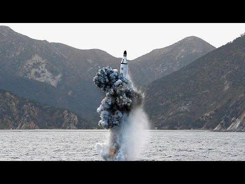 «Απέτυχε παταγωδώς» νέα πυραυλική δοκιμή της Β. Κορέας