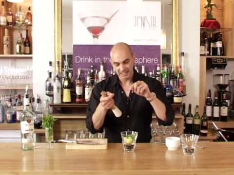 Cocktail Mixing - Mojito