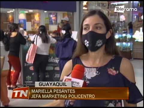 Centros comerciales implementan medidas por viernes negro