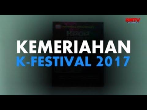 Kemeriahan K-Festival 2017