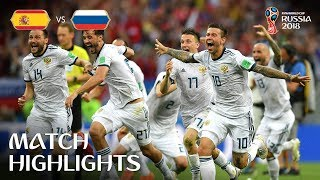 Video Spain v Russia - 2018 FIFA World Cup Russia™ - Match 51 MP3, 3GP, MP4, WEBM, AVI, FLV September 2018