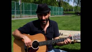 Song I wrote  in 2016 on Piano.  Shot at Jeanne-Mance park in plateau Mont Royal area of Montreal, QC. Hope you like it! DP: CamilleAudio: Daniel Amara