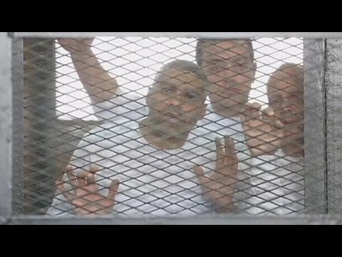 Egypte: prison ferme pour les journalistes d'Al-Jazeera