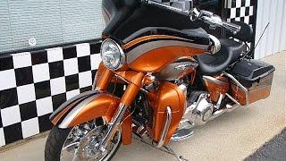 9. 2011 Harley Davidson FLHXSE2 CVO Street Glide FOR SALE