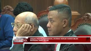 Download Video -Ahli: Pembubaran Ormas Tanpa Proses Pengadilan Bertentangan dengan Asas Due Process of Law MP3 3GP MP4