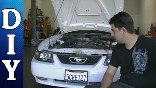 10. How to Replace an Engine Oil Filter Housing Gasket - Ford Engine V6 V8