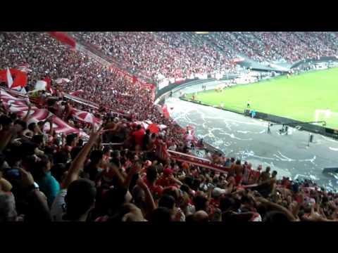 Gol Fernandez  • Estudiantes 3 - Gimnasia 0 (Transición 2016) - Los Leales - Estudiantes de La Plata