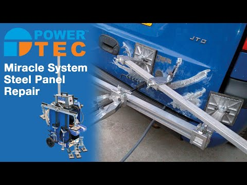 Power-TEC Steel Panel Repair