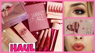 SALTY Kylie Jenner BIRTHDAY COLLECTION Review. by Piink Sparkles