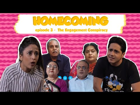 Homecoming Episode 3: The Engagement Conspiracy I The Hauterfly