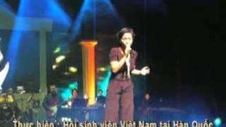Chuong trinh ca nhac cho nguoi Viet tai Han Quoc