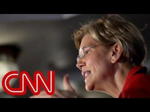 Elizabeth Warren: Time to use 25th Amendment on Trump