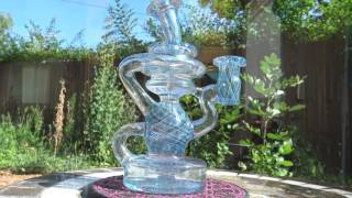 Glass Review: JME Glass - Reticello Klein by The Cannabis Connoisseur Connection 420