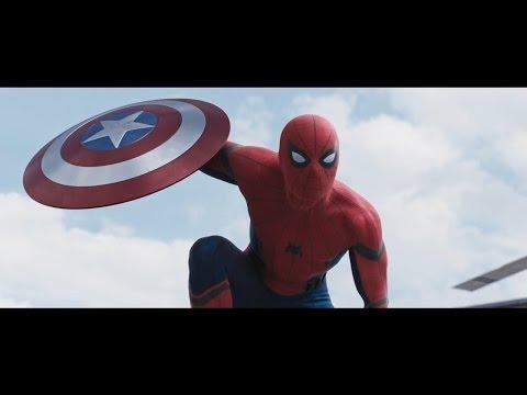 Человек-Паук: Возвращение Домой» Возможности костюма (видео)