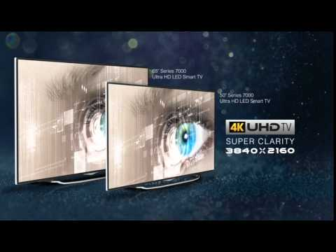 Hitachi 'Series 7000' TVC