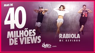 image of Rabiola - Mc Kevinho | FitDance TV (Coreografia) Dance Video