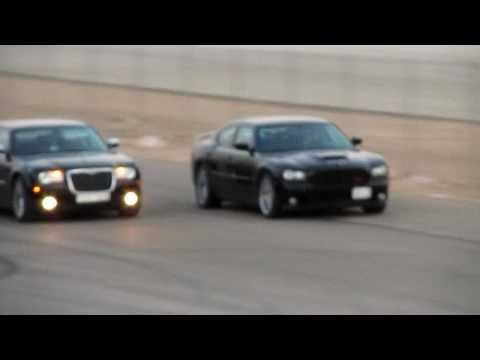 درفت السعودية دودج تشارجر و كرايزلر - Saudi Drift Dodge Charger and Chrysler