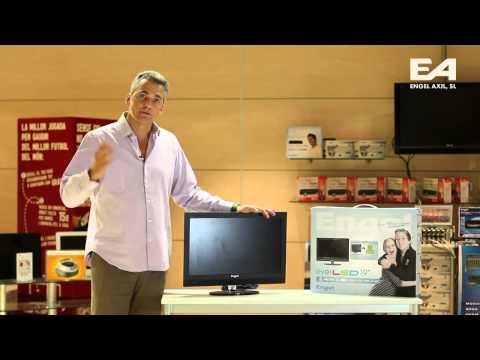 Engel Axil penetra con fuerza en el mercado de los Televisores