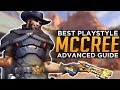Overwatch: McCree BEST Positioning & Playstyle - Advanced Guide
